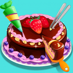 🤤🍰 Cake Shop  – Bake & Decorate Boutique 3.9.5052 Mod Download – for android
