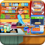 🏬 Supermarket Grocery Shopping: Mall Girl Games 1.5 Mod Download – for android
