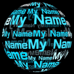 My Name in 3D Live Wallpaper 2.65 Apk android-App free download