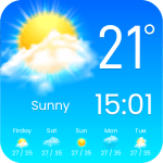 Weather forecast 5.0 Apk android-App free download