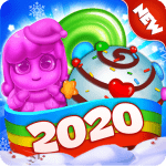 Candy Frozen 2 1.139 Mod Download – for android