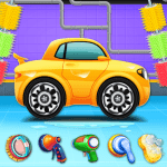 Kids Car Wash Salon And Service Garage 2.8 Mod Download – for android