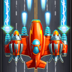Space Justice: Galaxy Shooter. Alien War 14.0.7185 Mod Download – for android