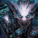 Ice Dragon Theme 1.1.3 Apk App free download