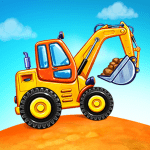Truck games for kids – build a house, car wash 6.2.0 Apk (Mod, Unlimited Money) Download – for android