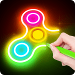 Draw Finger Spinner 1.0.2 Mod Download – for android