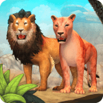 Lion Family Sim Online – Animal Simulator 4.0 Mod Download – for android