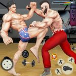 GYM Fighting Games: Bodybuilder Trainer Fight PRO 1.2.8 Mod Apk Download – for android
