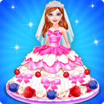 Wedding Doll Cake Decorating | Cooking Game 4.0 Mod Apk Download – for android