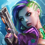Battle Night: Cyber Squad-Idle RPG 1.2.3 Mod Apk Download – for android