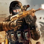Strike Force Heroes: Global Ops PvP Shooter Mod Apk 1.0.3 Unlimited money– for android