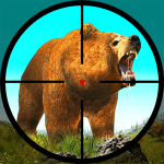 Wild Bear Animal Hunting 2021 Animal Shooting Game Mod Apk 1.0.5 Unlimited money– for android