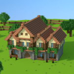 House Craft 3D – Idle Block Building Clicker 1.2.7.1 Mod Apk Unlimited money– for android